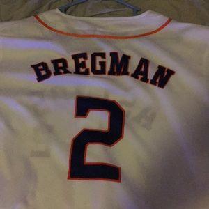 Other - Houston Astros Alex Bregman #2 jersey